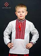 Детская украинская вышиванка на мальчика, арт. 0111, фото 1