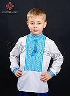 Вишиванка дитяча на хлопчика, арт. 0115