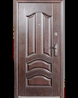 Входная металлическая дверь 107+ бархатный лак