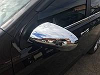 Тюнинг зеркал Nissan Qashqai 2010+ пластик