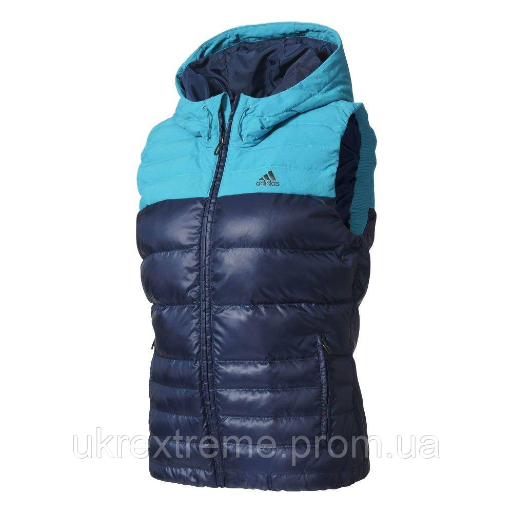 Жилет Adidas Cosy Down Vest (ОРИГИНАЛ) - UKREXTREME - высококачественные  спорттовары в Киеве 7e24704120adf