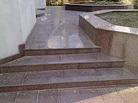 Купить ступени гранитные в Днепропетровске