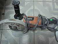 Будівельна техніка -> Болгарка -> велика -> AEG -> WS 2200-230 -> 2