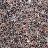 Гранит Межеричка 1000х400х20 полированный коричневый