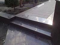 Гранитная плитка 600х300х30 фасадная на стену натуральный камень гранит