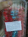 Хрестик з кольоровою посипкою, фото 4