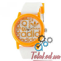 Adidas Orange-White Silicone