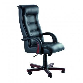 Бесплатная доставка.Кресло Роял Люкс вишня Неаполь N-20