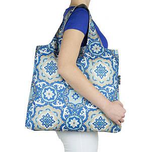 Дизайнерская сумка тоут Envirosax женская  ML.B1 модные эко сумки женские, фото 2
