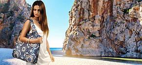 Дизайнерская сумка тоут Envirosax женская  ML.B1 модные эко сумки женские, фото 3