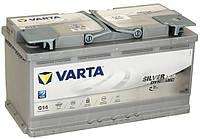 Автомобильный аккумулятор VARTA 6ст - 95 Ah 850 A Silver Dynamic AGM (G14) (+справа)
