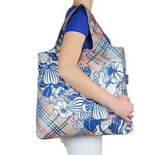 Дизайнерская сумка-тоут Envirosax женская  ML.B3 модные эко-сумки женские, фото 2