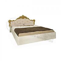 Кровать Дженифер 160х200 с мягкой спинкой без каркаса Миро-Марк