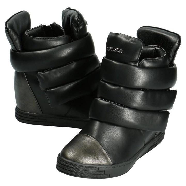 Женские сникерсы Sneakersy BLACK
