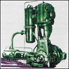 Компресор поршневий газовий 3ГП-12/35 Запчастини