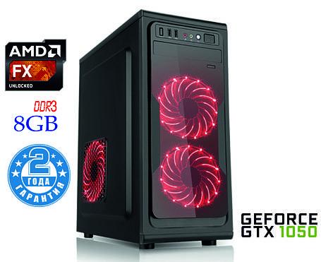 Игровой компьютер NG FX 4300 D1 (FX-4300/DDR3-8Gb/HDD-1Tb/GTX1050), фото 2