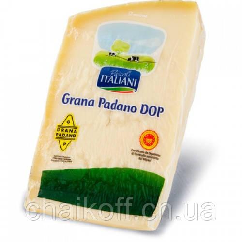 Сыр твердый Рascoli Italiani Grana Padano DOP 1000 г