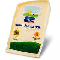 Сыр твердый Рascoli Italiani Grana Padano DOP 1000 г, фото 1
