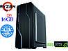 Игровой компьютер NG Ryzen 5 2600 X2 (Ryzen 5 2600 /DDR4 - 16Gb/SSD-240Gb/HDD-2Tb/GTX1060)