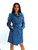 Женский модный плащ в Украине. Сравнить цены, купить потребительские ... 80dd2120d72