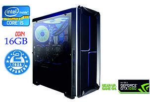 Игровой компьютер NG i5-8400 XE2 (i5-8400/DDR4 - 16Gb/SSD-120Gb/HDD-2Tb/GTX1060), фото 2