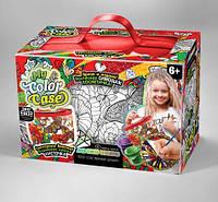 Детская косметичка-раскраска Бабочки My Color Case Данко Тойс COC-01-01