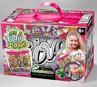 Детская косметичка-раскраска My Color Case Данко Тойс COC-01-04