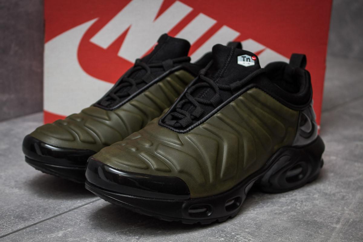 fd1ffeb0 Мужские Кроссовки Nike Air Max 95 TN Black/Green — в Категории ...