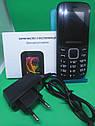 Мобильный телефон Assistant AS-101 Black Камера/ Bluetooth/ Фонарик, фото 5