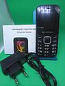 Мобильный телефон Assistant AS-101 Black Камера/ Bluetooth/ Фонарик, фото 4