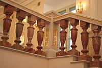 Купить балясины из мрамора в Одессе 0402