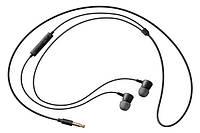 Вакуумные наушники с микрофоном Samsung EO-HS1303 black (черные)