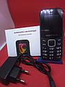Кнопочный телефон Assistant AS-101 Black Камера/Bluetooth ГАРАНТИЯ!, фото 2