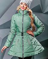 Женская зимняя расклешенная куртка (2351+А-2349+А-2347+А-2350+А-2352 svt)