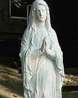 Скульптура Божьей Матери 120 см бетон №110, фото 1