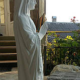 Скульптура Божьей Матери 115 см бетон №110, фото 3