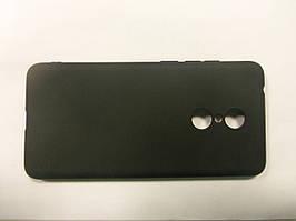 Чехол силиконовый  для Xiaomi Redmi 5 черный