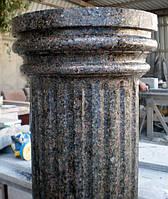 Купить колонны гранитные