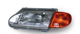 Фара ВАЗ 2113-15 левая желтый указатель Оригинал (Automotive Lighting)