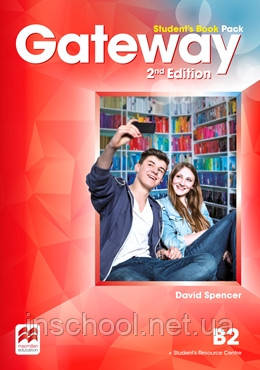 Gateway 2nd Edition B2 Student's Book Pack ISBN: 9780230473188