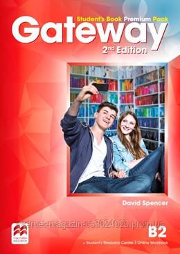 Gateway 2nd Edition B2 Student's Book Premium Pack ISBN: 9780230473171