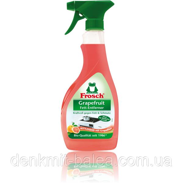 Фрош - натуральное очищающее средство против жира и сильных загрязнений Frosch Grapefruit 500 мл