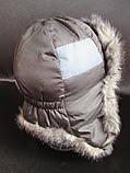 Утепленная шапка для мальчика недорого., фото 2