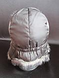 Утепленная шапка для мальчика недорого., фото 3