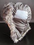 Утепленная шапка для мальчика недорого., фото 4