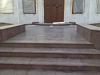Гранитные ступени Днепропетровск 0604