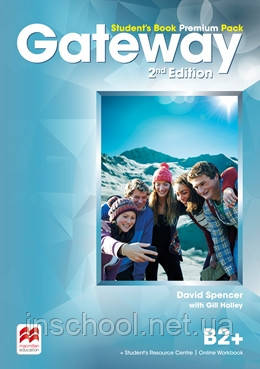 Gateway 2nd Edition B2+ Student's Book Premium Pack ISBN: 9780230473201
