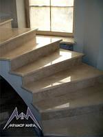 Мраморные ступени в Днепропетровске 0104