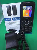 94cbb133621a Кнопочный телефон Nomi i184 Диагональ 1.8   DualSim Фонарик Bluetooth 500  мАч