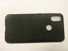 Чехол силиконовый  для Xiaomi Redmi A2 черный